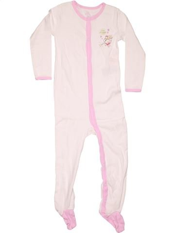 Long jumpsuit girl LOONEY TUNES white 2 years winter #10178_1