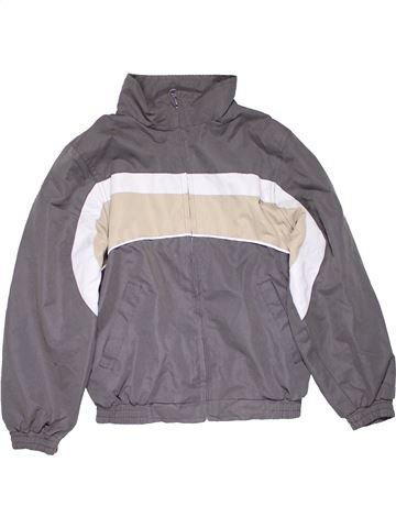 Jacket boy STREET GEAR gray 10 years winter #10665_1