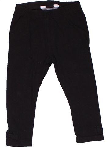 Leggings unisex PRIMARK black 18 months summer #10762_1