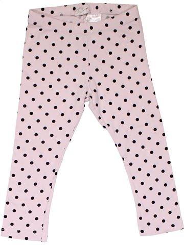 Leggings girl H&M white 2 years winter #11013_1