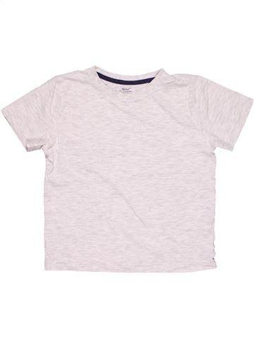 Long sleeve T-shirt unisex REBEL white 6 years summer #11039_1
