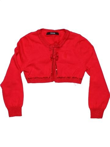 Bolero girl GEORGE red 5 years winter #11282_1