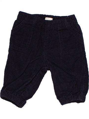 Trouser boy BENETTON black 1 month winter #11528_1