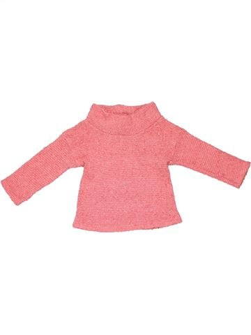 Jumper girl RIVER ISLAND pink 12 months winter #1166_1