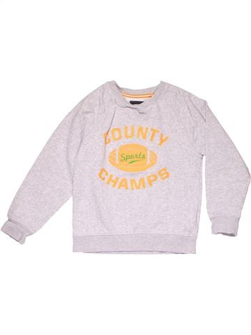 Sweatshirt unisex L.O.G.G. white 10 years winter #12020_1