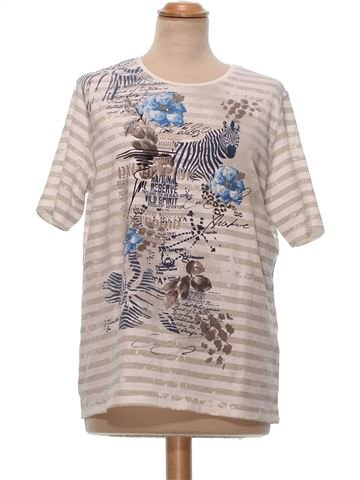 Short Sleeve Top woman CLASSIC UK 12 (M) summer #12379_1