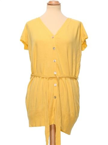 Short Sleeve Top woman E-VIE UK 16 (L) summer #12475_1