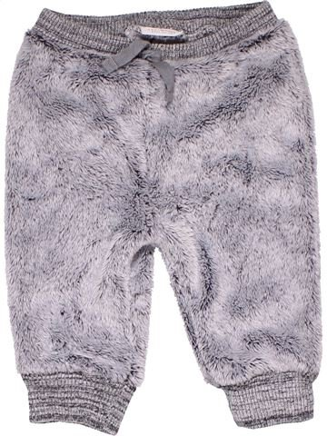 Trouser unisex NEXT BABY gray 6 months winter #12979_1
