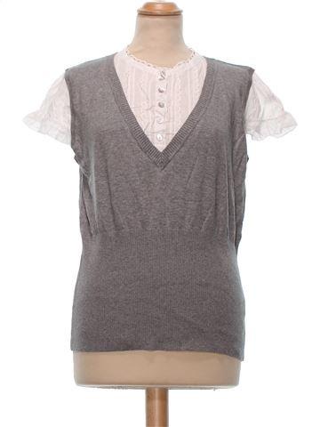 Short Sleeve Top woman E-VIE UK 20 (XL) summer #13054_1