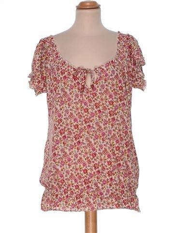 Short Sleeve Top woman CLOCK HOUSE M summer #1310_1