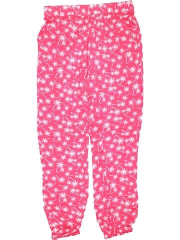 Trouser girl ALIVE pink 11 years summer #13367_1