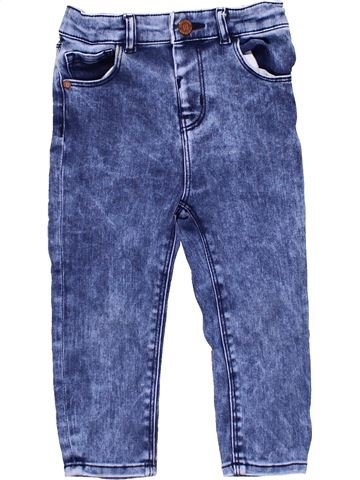 Jeans unisex RIVER ISLAND blue 4 years winter #13455_1