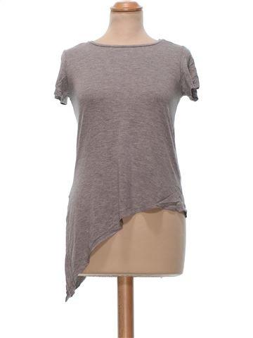 Short Sleeve Top woman CLOCK HOUSE S summer #13664_1