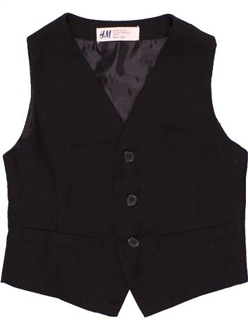 Vest boy H&M black 3 years winter #13697_1