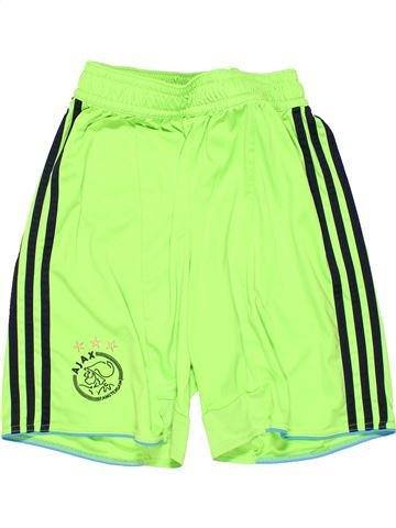 Sports short boy ADIDAS green 4 years summer #13780_1