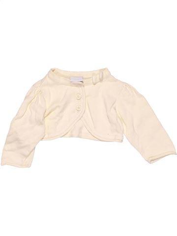 Bolero girl MINI CLUB white 3 months winter #14003_1