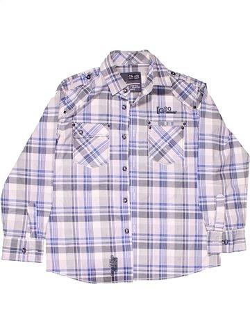 Long sleeve T-shirt boy NEXT white 10 years summer #1408_1