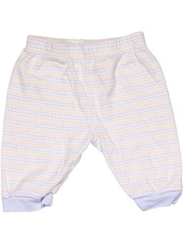 Trouser boy M&S white 3 months winter #14154_1