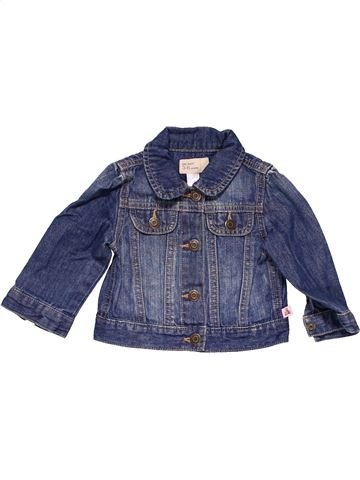 Jacket girl GAP purple 6 months winter #14335_1
