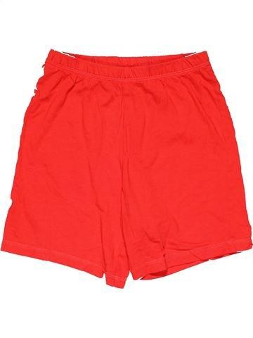 Capri pants boy GEORGE red 8 years summer #14346_1