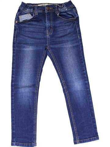 Jeans girl PRIMARK blue 7 years winter #14850_1