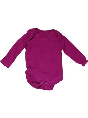 Long jumpsuit girl MATALAN purple new born winter #14942_1