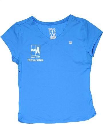 Sportswear girl WILSON blue 10 years summer #15187_1