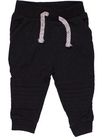 Trouser unisex PRIMARK black 12 months winter #15642_1