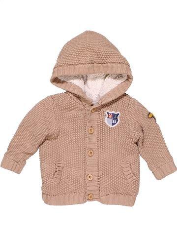 Jacket boy NO BRAND pink 9 months winter #16084_1