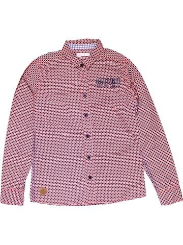 Long sleeve shirt boy CKS purple 12 years summer #16133_1