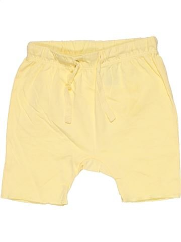 Capri pants girl H&M yellow 18 months summer #16635_1