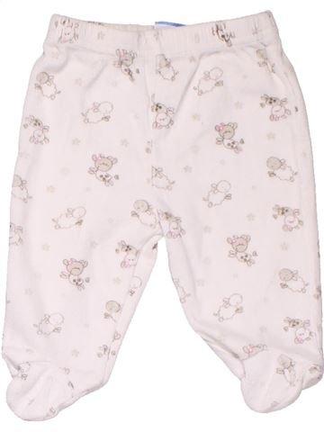 Trouser unisex FRENDZ white 1 month winter #166_1