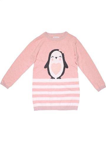 Sweatshirt girl PRIMARK pink 8 years winter #16777_1