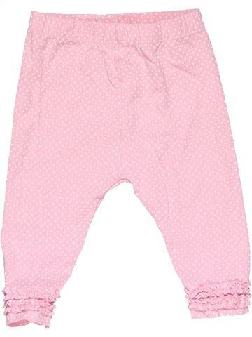 Trouser girl MINI CLUB pink 6 months winter #16814_1