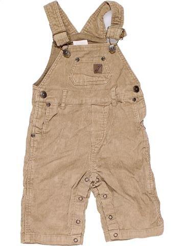 Short jumpsuit boy JACADI beige 6 months summer #17069_1