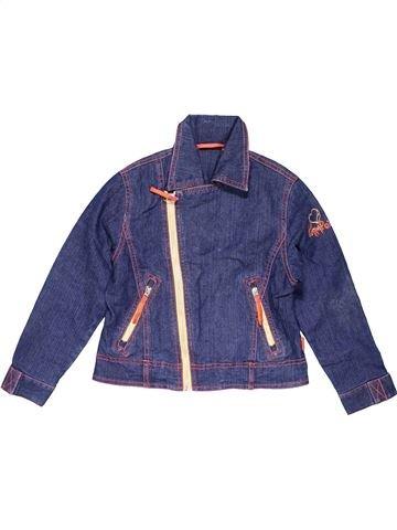 Jacket girl PAMPOLINA purple 6 years winter #17275_1