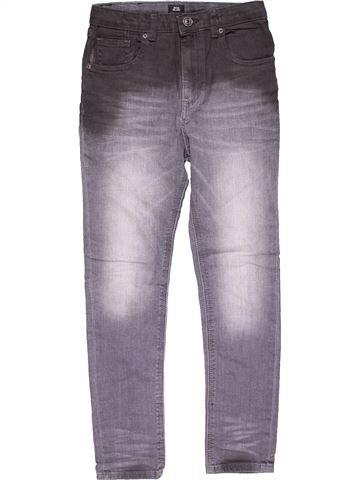 Jeans unisex RIVER ISLAND purple 11 years winter #17555_1