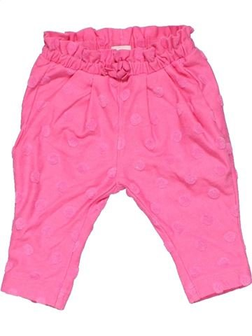 Trouser girl BABY GAP pink 3 months winter #17699_1