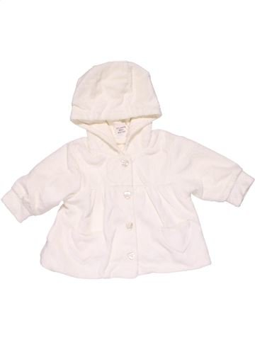 Coat girl NEXT white 3 months winter #17704_1