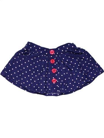 Skirt girl MATALAN blue 6 months winter #18310_1
