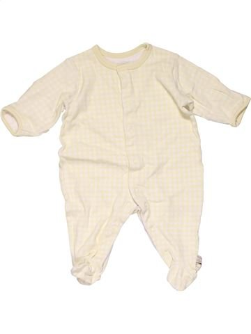 Long jumpsuit girl MAMAS & PAPAS white 3 months winter #18535_1
