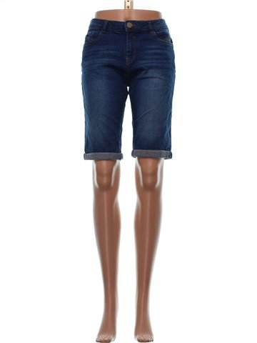 Cropped Trouser woman DENIM CO UK 10 (M) summer #1855_1