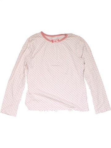 2 pieces Pyjama girl GEORGE white 11 years winter #18590_1
