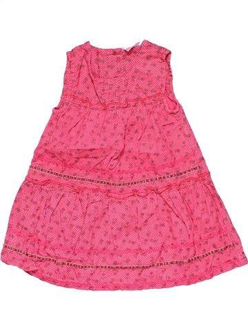 Dress girl CHEROKEE pink 18 months winter #18610_1