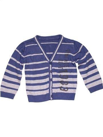 Sweatshirt boy MATALAN gray 2 years winter #18868_1