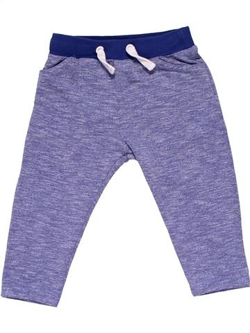 Trouser boy RIVER ISLAND purple 6 months summer #19410_1