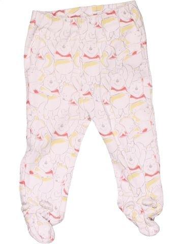 Trouser unisex DISNEY BABY white 3 months winter #19908_1