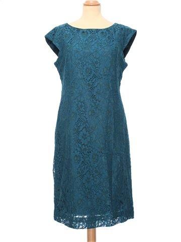 Dress woman APRICOT L summer #20004_1