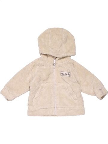 Sweatshirt boy EARLY DAYS beige 3 months winter #20140_1