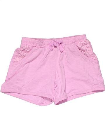 Short pants girl MOTHERCARE pink 6 years summer #20245_1